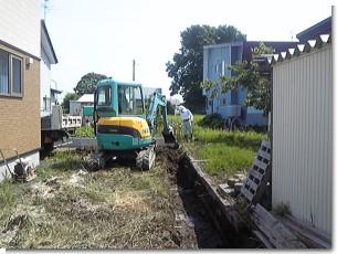 塀基礎掘削中0630.jpg