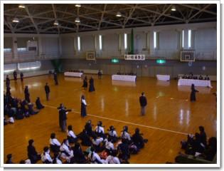 剣道第一種審査会