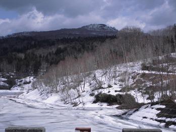 イルムケップ山