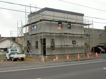 外壁工事 (5)