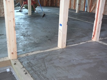 床暖保護モルタル (2)