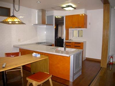 キッチン完成 (1)