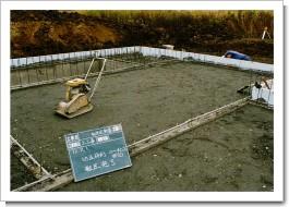 菊地邸-土間