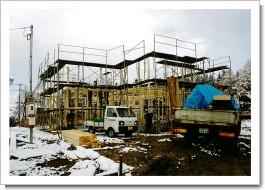 菊地邸-建て方