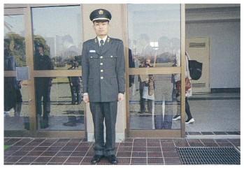 第91期陸上自衛隊幹部候補生入校...